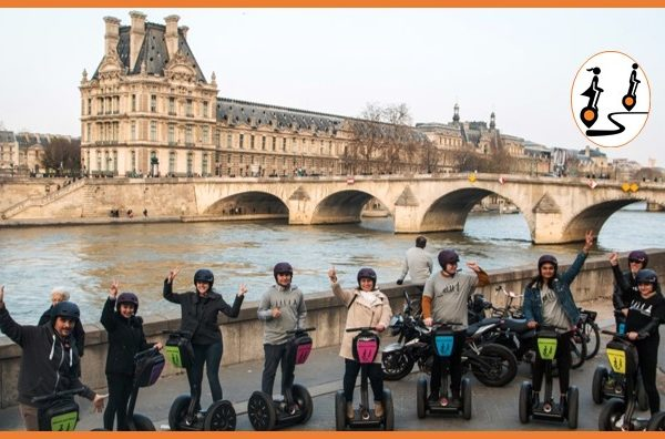 Paris en Segway