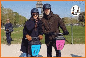 Wheels and Ways - Visite guidée de Paris