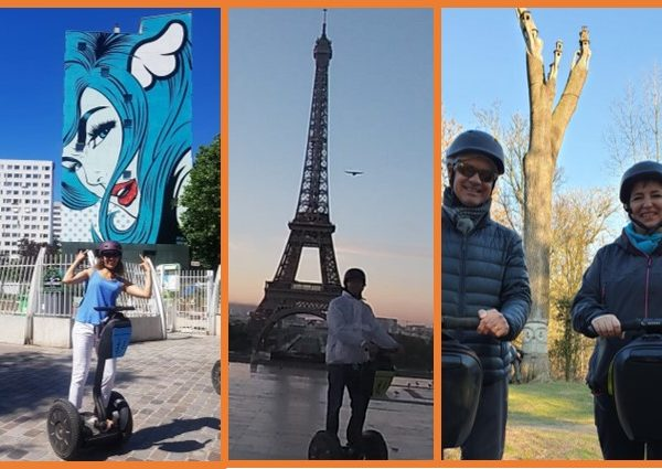 Wheels and Ways in Paris