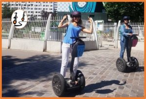 Wheels and Ways Segway à Paris