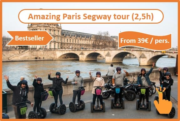 Amazing Segway tour with Wheels and Ways