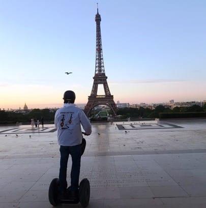 Il est 5 heures Paris s'éveille