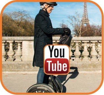 Easy Segway in Paris