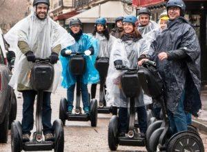 10 feb 2019 Paris Segway Tour wheels and Ways