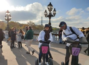 Segway in Paris