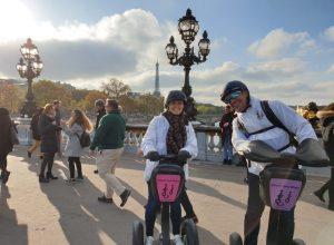 Segway à Paris