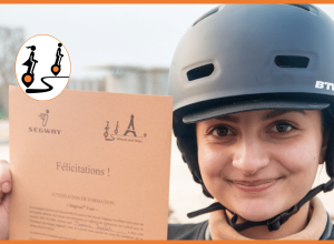 Certification Adv Segway User