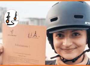 Certification Advanced Segway User
