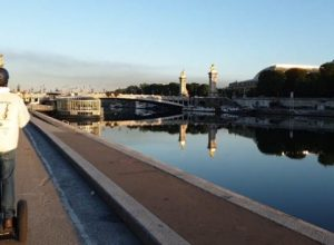 Sunrise paris segway tour 2