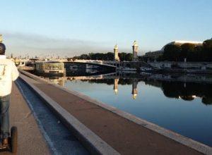 Sunrise paris segway tour 2