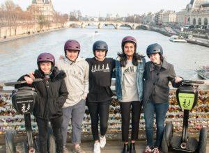 Traversée de Paris (mars 2019)